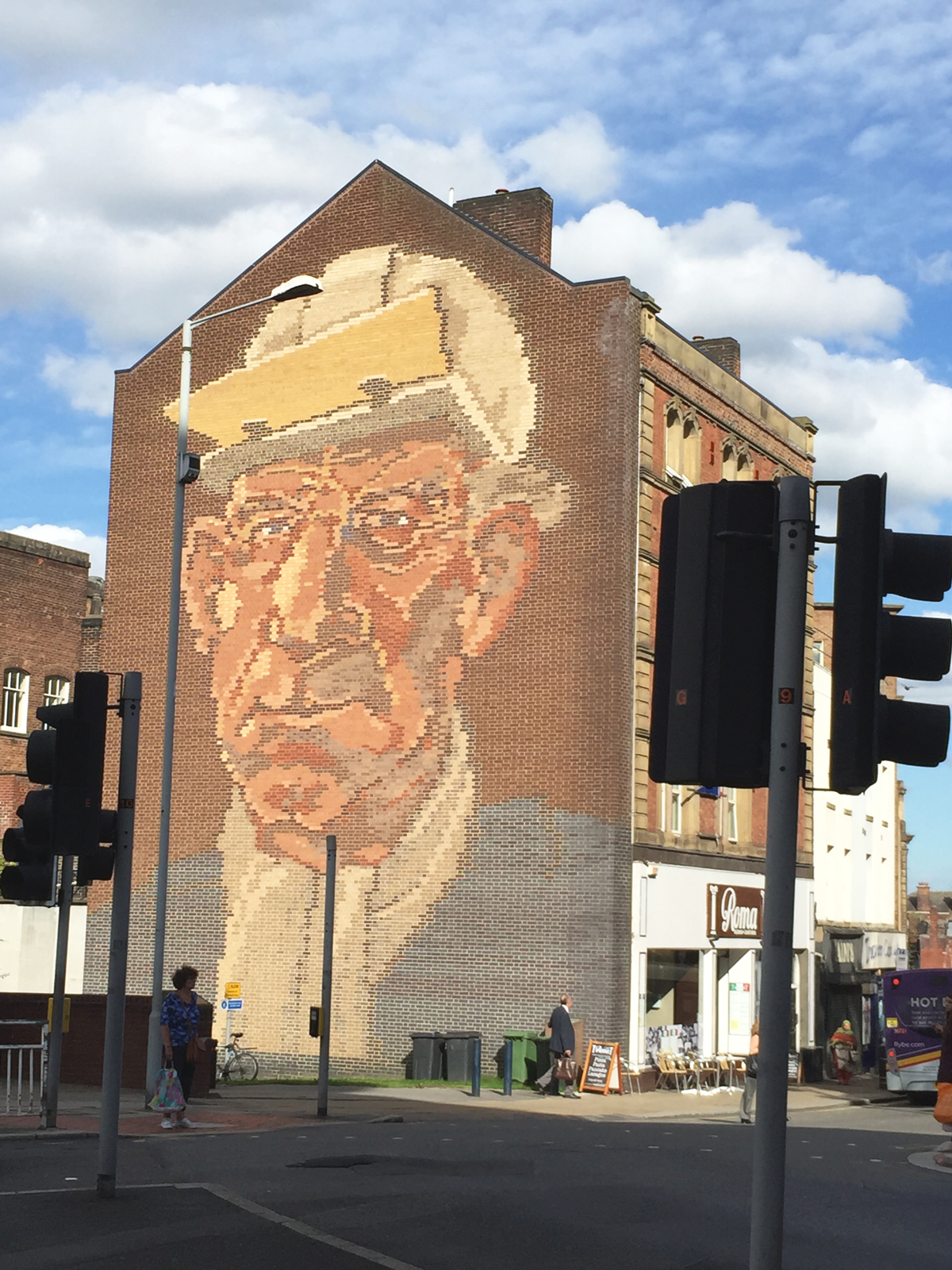 Sheffield augusti 2016