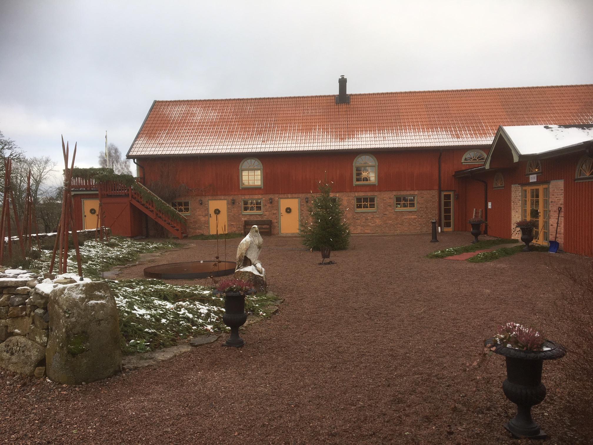 Planeringsdag på Löfwings ateljé 18/11 2017
